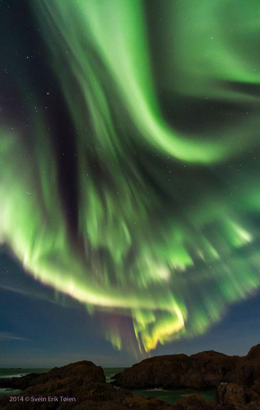 Nordlyset - englenes synlige språk 2014-12-11